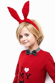 Модели President Kids в фотосессии для рекламной кампании Cookie Kids Wear 2016