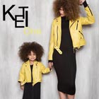 Модели PK на съёмках для Ketione for Olivia от Кети Топурия